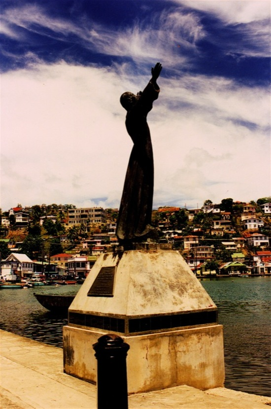 Christ of the Deep Grenada