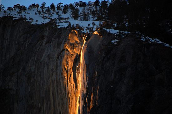 Horsetail Fall 1